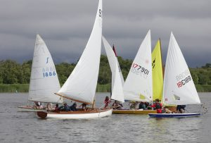 160730 Water Games on Barton Broad by Robin Myerscough